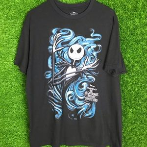 Tim Disney Nightmare Before Christmas Shirt Jack